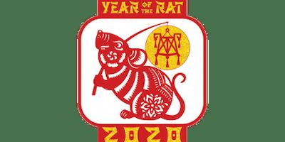 2020 New Year Challenge-The Year of the Rat -Wichita