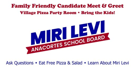 Pizza Party with Miri Levi!