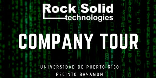 Rock Solid Technologies Company Tour
