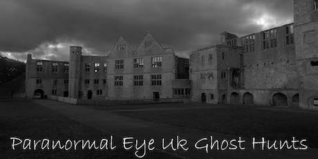 Dudley Castle West Midlands Ghost Hunt Paranormal Eye UK tickets