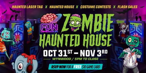 FunDimension - Zombie Haunted House