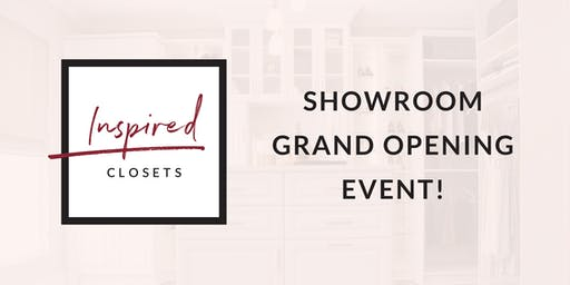 Inspired Closets of Athens: Showroom Grand Opening Event