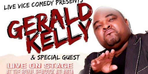 Gerald Kelly live at Royal Peacock