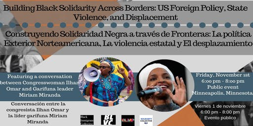 Building Black Solidarity Across Borders: U.S. Foreign Policy, State Violence, and Displacement