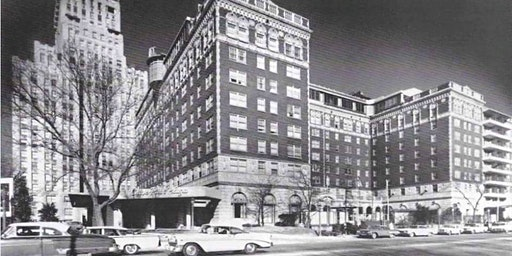 Holiday Historic Tours at The Chase Park Plaza