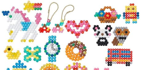 Pop-up DIY Holiday Ornaments with Aquabeads! tickets