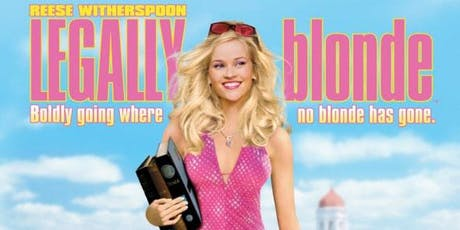Legally Blonde Themed Trivia at Back Bay Social! tickets