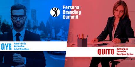 Personal Branding Summit boletos
