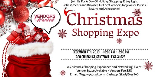 Christmas Shopping Expo