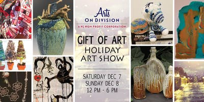 Gift Of Art Holiday Art Show