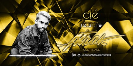 A-Trak NYE / Tuesday December 31st / Clé tickets