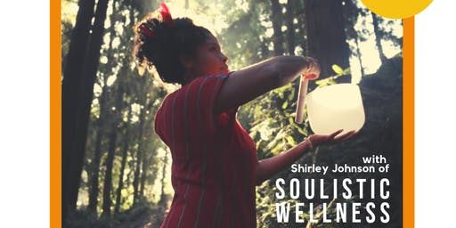 Sound Healing Workshop w/ Shirley Johnson