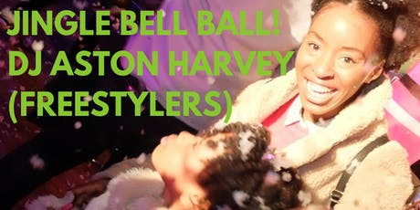 Big Fish Little Fish Birmingham Jingle Bell Ball Family Rave With DJs ASTON HARVEY(FREESTYLERS) and CYBERGROOVE tickets