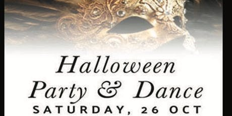 MasquerAID 2019 - Halloween Dance tickets