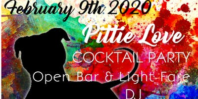 Pittie Love Cocktail Party