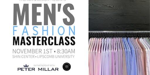 Men's Fashion Masterclass