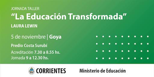 La Educación Transformada Goya