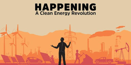 """View """"Happening: A Clean Energy Revolution"""""""