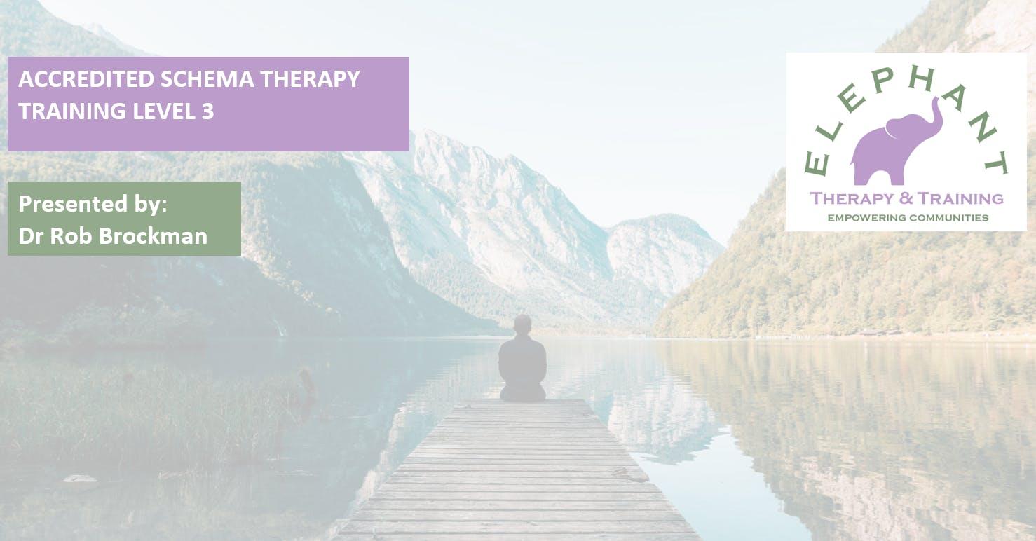 Schema Therapy Training - Level 3