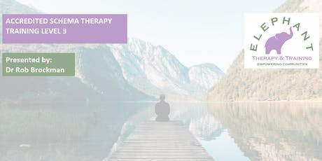 Schema Therapy Training - Level 3 tickets
