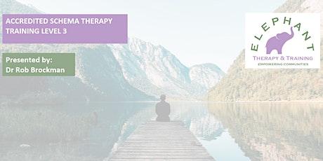 Schema Therapy Training - Level 3 tickets