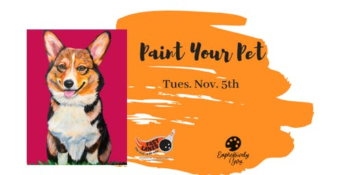 Paint Your Pet at Fast Lanes