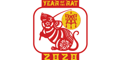 2020 New Year Challenge-The Year of the Rat -Amarillo