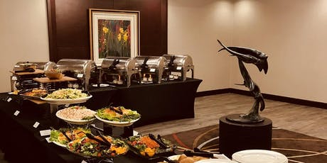 Celebrate American Thanksgiving with a Dinner Buffet tickets