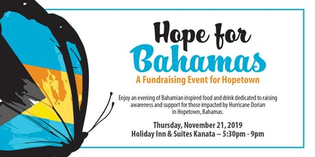 Hope for Bahamas - A Fundraising Event for Hopetown tickets