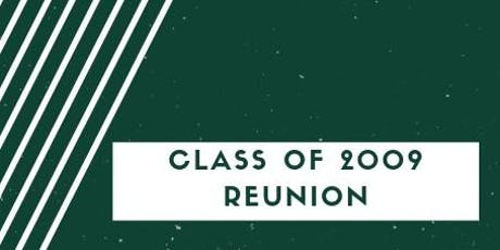 WBHS Class of 2009 - 10 Year Reunion tickets