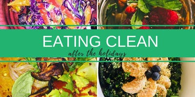 Eating Clean After the Holidays