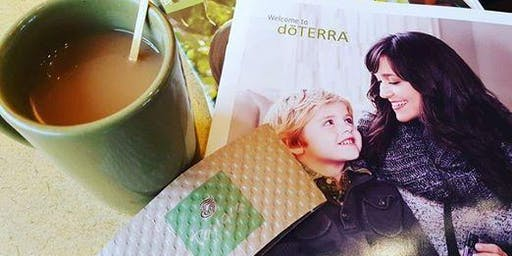 Panera with doTERRA essential oils - FREE iTOVi scans