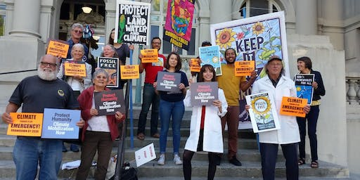 Faith Advocacy for a Green New Deal Workshop