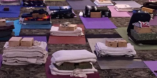 More Yoga at the Tett
