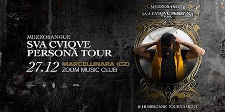 MezzoSangue live• Marcellinara(CZ) Zoom Music Club biglietti