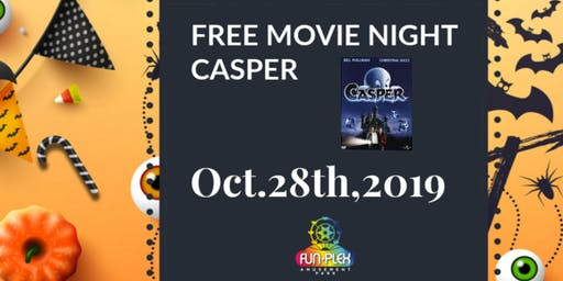 FREE MOVIE NIGHT- CASPER