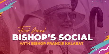 Bishop's Social tickets