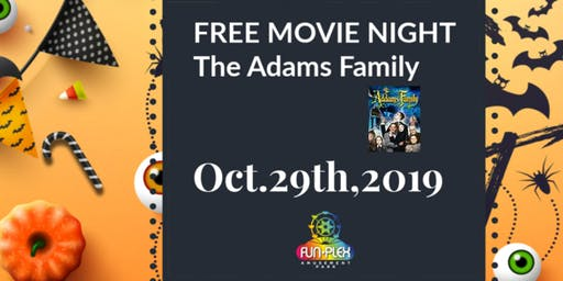 FREE MOVIE NIGHT- The Adams Family