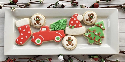 Christmas Cookie Decorating Party - Spring Hill