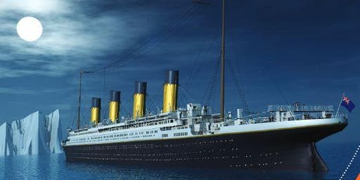 Learn2 Save The Titanic Experience - St. Catharines
