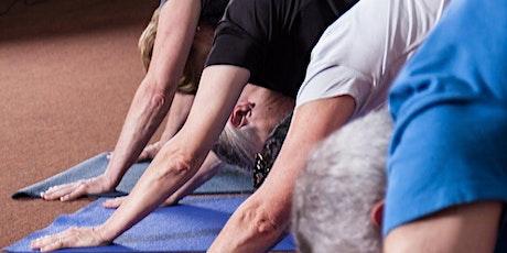 Yoga at the Tett - Last Chance tickets