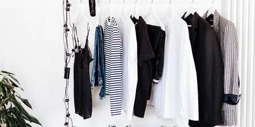 Styling Event: How to Build a Capsule Wardrobe