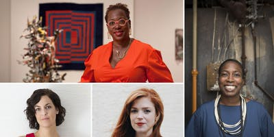 A Conversation on Amplifying the Legacies of Black Women Abstract Painters