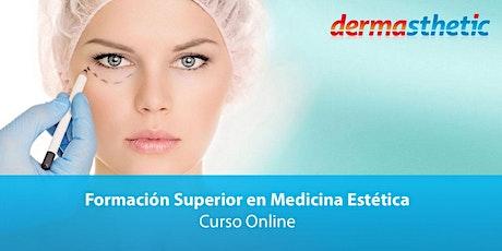Curso Online de Medicina Estética 2020 – Formación Superior entradas