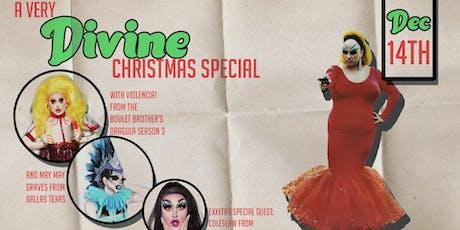 A Very Divine Christmas Special tickets