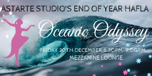 End of Year Hafla: Oceanic Odyssey