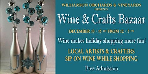 Wine and Crafts Bazaar