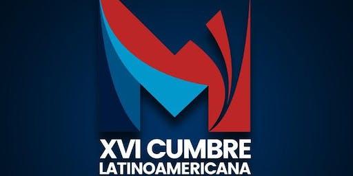 XVI Cumbre Latinoamericana Democracia y Desarrollo 2019