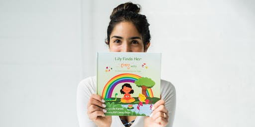 Children's Yoga Book Reading & Book Signing