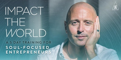 Impact the World: A Lee Harris Event